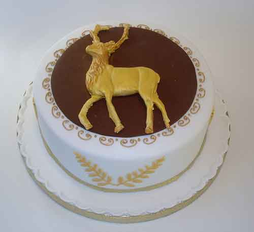 Christmas Cake Decoration Ideas