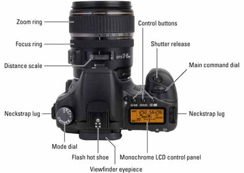 Digital SLR Cameras & Photography Cheat Sheet