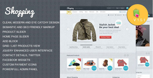 20 Best PrestaShop Themes and Templates
