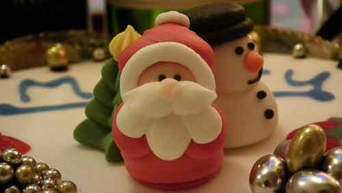 Christmas Cake People
