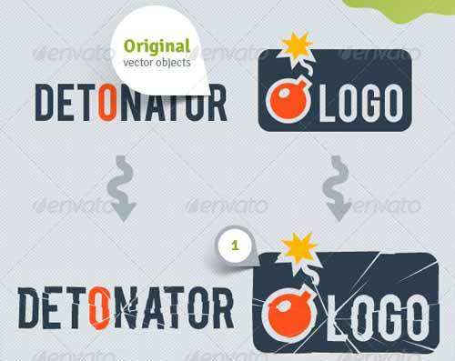 Vector Detonator - Adobe Illustrator Action Pack