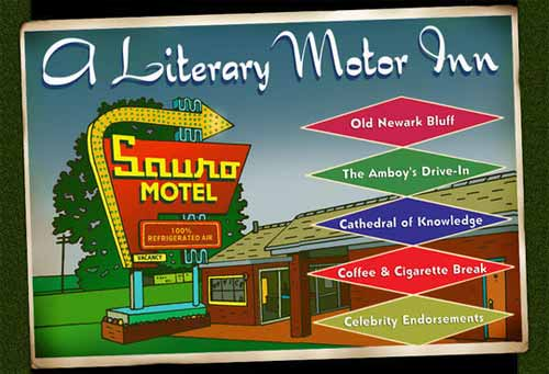 Sauro Motel - The Collected Writings of Bobby Sauro