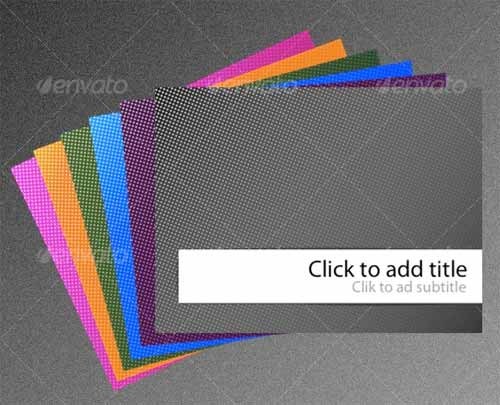Dots PowerPoint Templates