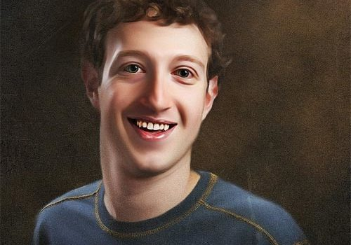 15 Mark Zuckerberg Inspired Artworks and Illustrations