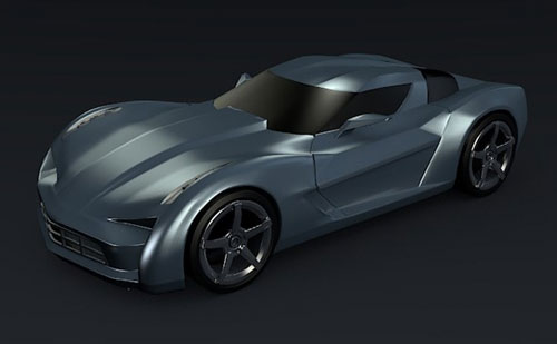 Chevy Stingray Concept
