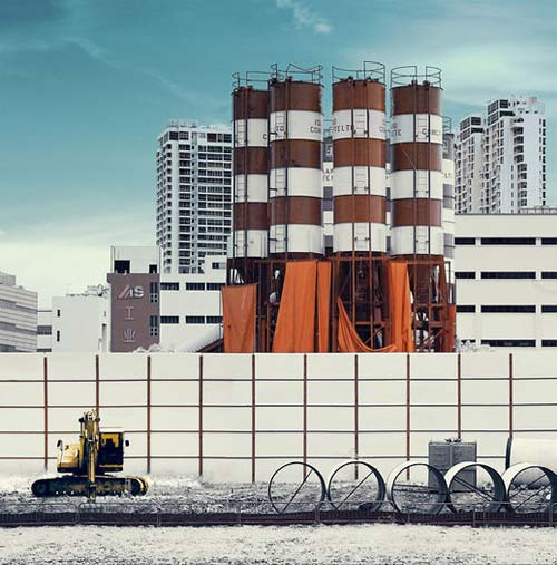 Industrial Landscape Photography