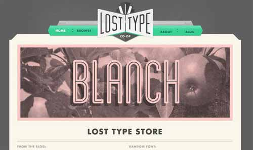 Lost Type Co-op