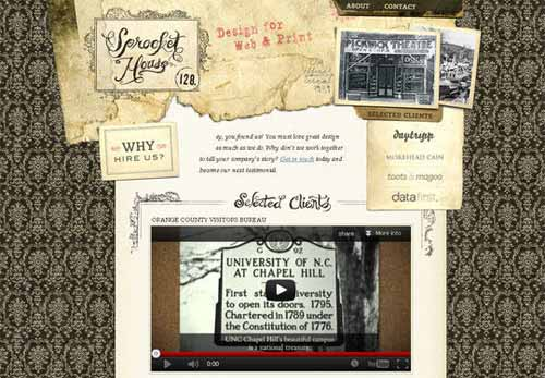 Sprocket House Web Design