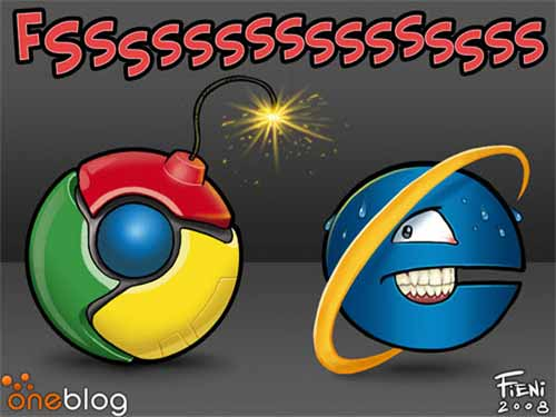 Battle Of The Browsers