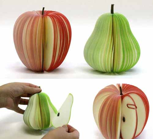 Kudamemo Fruit Notepad