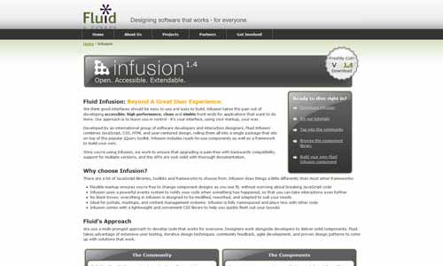 Fluid Infusion: Beyond A Great User Experience