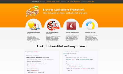 Joosy: Browser Applications Framework