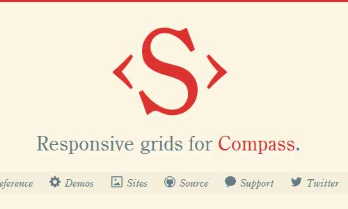 Susy – Responsive Grids for Compass