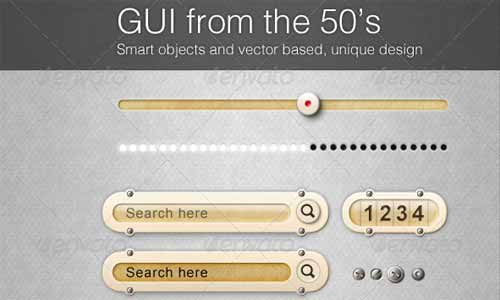 50's - GUI - Graphical User Interface