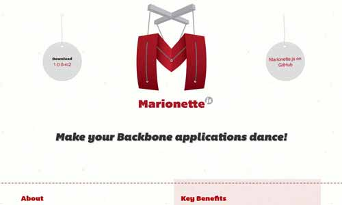 Marionette.js – Application Architecture for Backbone.js