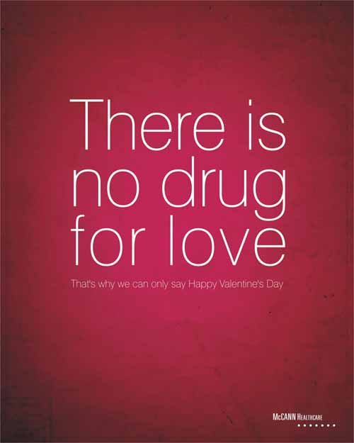 There Is No Drug For Love