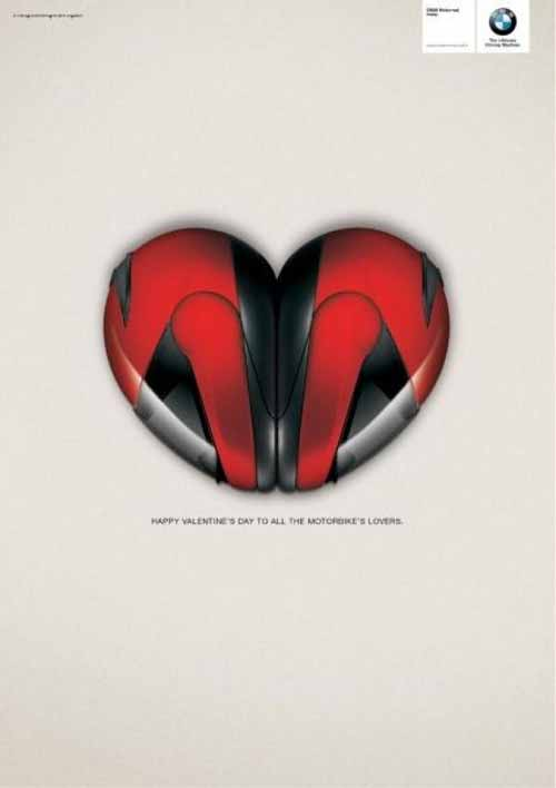 Happy Valentines Day to all Motorbike's Lover