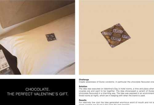 Chocolate. The Perfect Valentine's Gift