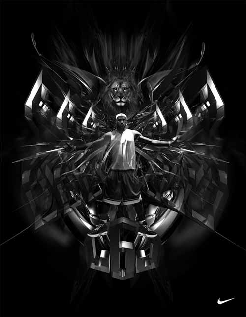 Nike – LeBron James