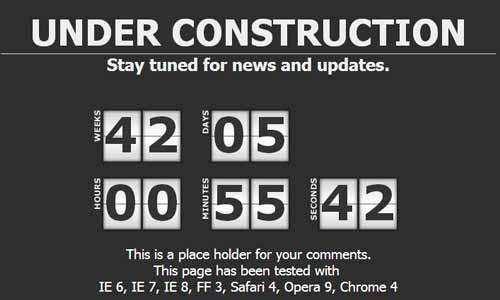 Countdown jQuery Plugin
