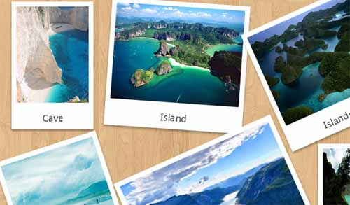 Create Polaroid Image With CSS