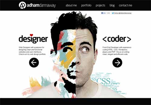 Adham Dannaway | Web Designer & Front End Developer