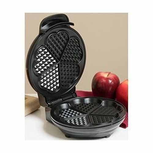 Heart-Shaped Wafflemaker