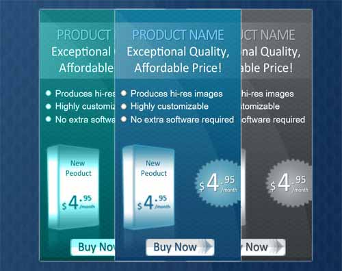 Free Web Banners Ads PSD 2