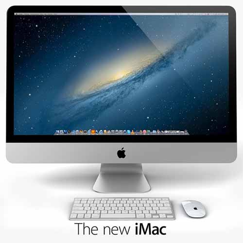 The New iMac 2012