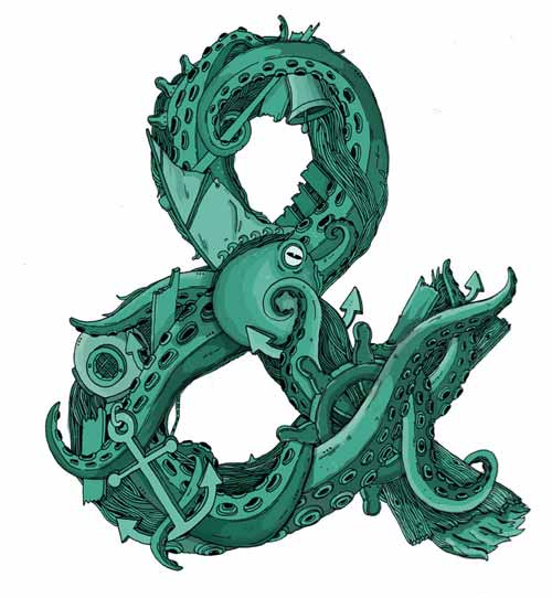 Octopus Ampersand