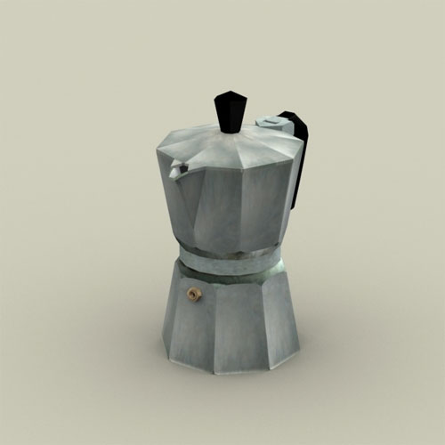 Moka Pot Coffe Maker