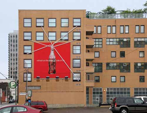 Coca-Cola Billboard Ad