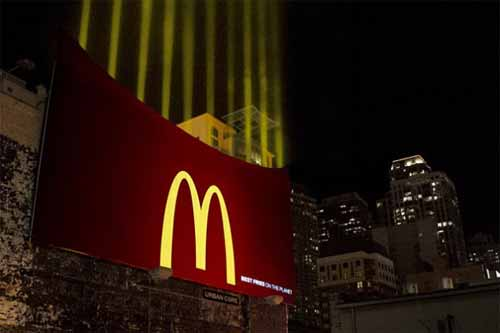 McDonald's Fries: Fry Lights