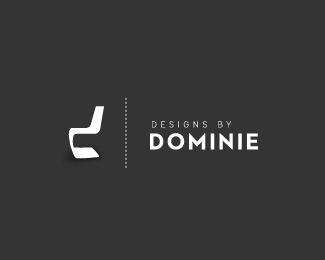 designs by dominie - Interior Design Logo Ideas