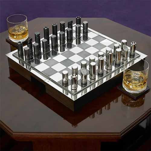 Hammond Chess Set by Ralph Lauren Home