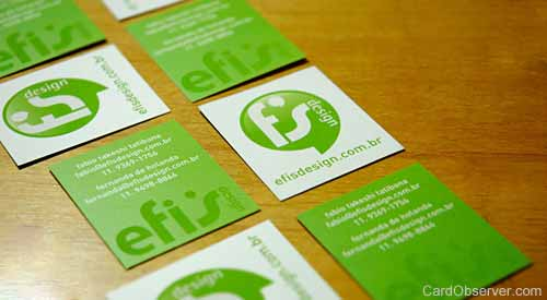 Efis Design Bussines Card