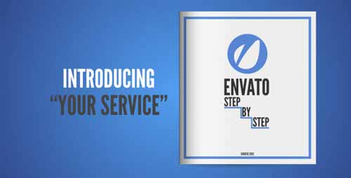 20 promo after effects templates to promote your website, Presentation templates