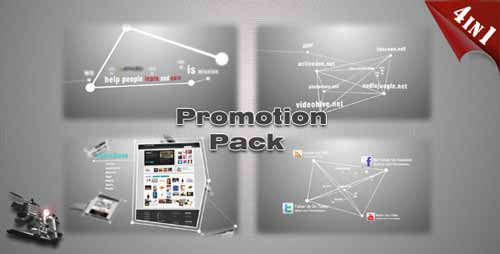 20 Promo After Effects Templates to Promote your Website