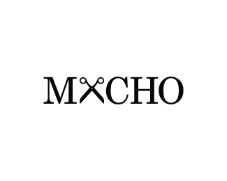 Macho Salon Logo