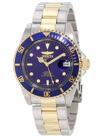 Pro Diver Two-Tone Automatic Watch