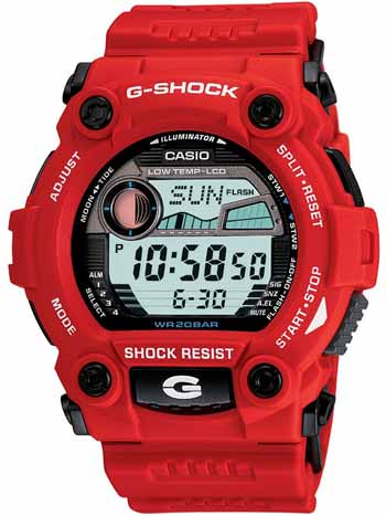 G-Shock Rescue Concept 7900 Watch