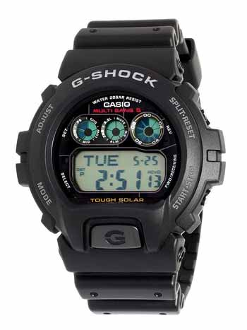 G-Shock Atomic Digital Sport Watch