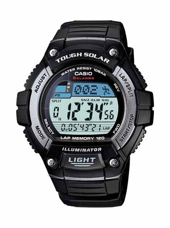 Solar Runner Tough Solar Multi-Function Runner Watch