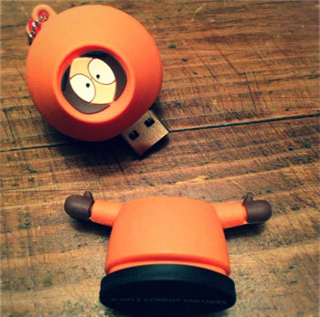 South Park: Kenny 4GB USB 2.0 Flash Drive