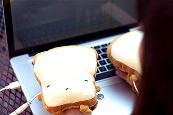 USB Drive Designs: Smoko USB Handwarmer - Butta