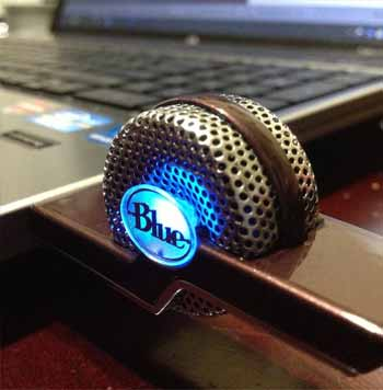 Blue Microphones Compact USB Condenser Microphone