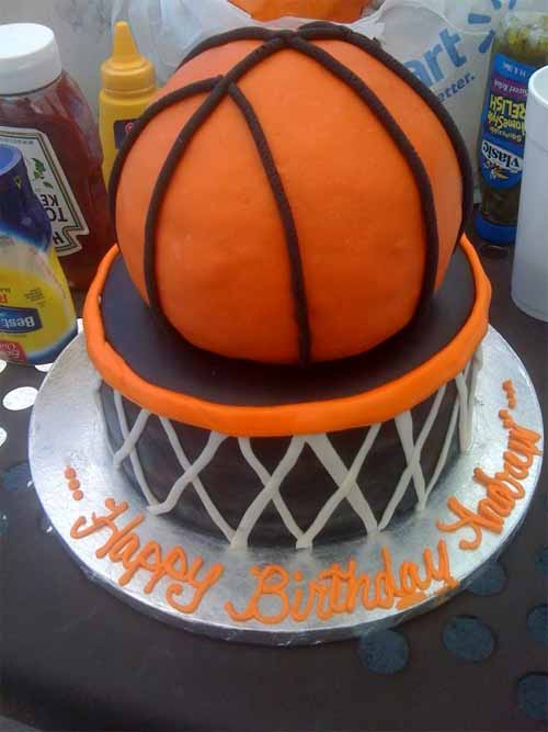 Celtics Cake Ideas