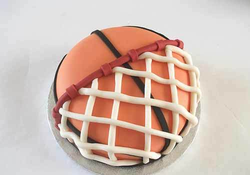 30 of the World's Greatest Basketball Cake Ideas and Designs