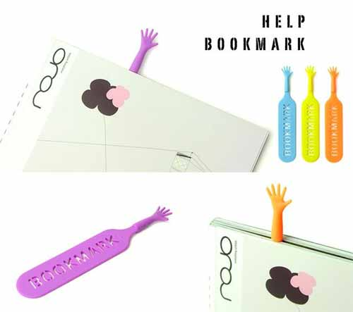 Propaganda Help Bookmark