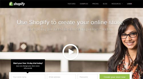 eCommerce Solutions for Your Business - Shopify